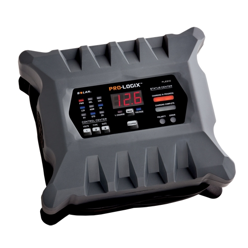 10/6/2 Amp 6/12V Intelligent Battery Charger SOLPL2310 | Tool Discounter