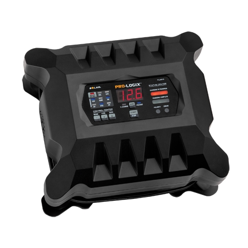 10/6/2 Amp 6/12V Battery Charger with Engine Start SOLPL2510 | Tool Discounter
