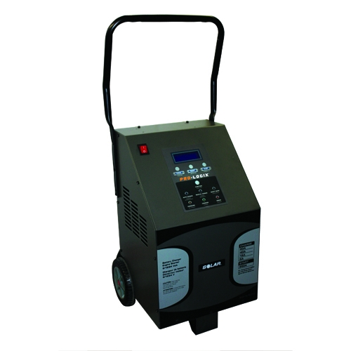Intelligent Wheeled Charger with Engine Start SOLPL3750 | Tool Discounter