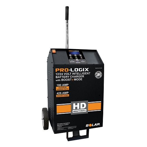 Intelligent Wheeled Charger with Engine Start SOLPL5100 | Tool Discounter