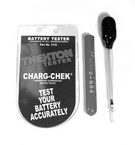 BATTERY TESTER THE115 | Tool Discounter