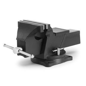 4 BENCH VISE, CAST BODY TTN22010 | Tool Discounter