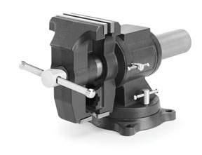 5 INCH SWIVEL BENCH VISE TTN22012 | Tool Discounter