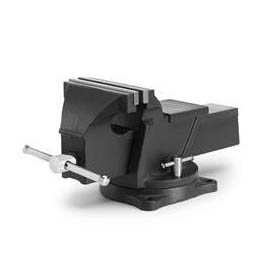 5 INCH BENCH VISE, CAST BODY TTN22013 | Tool Discounter