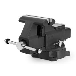 5 INCH BENCH VISE, FORGED BODY TTN22014 | Tool Discounter