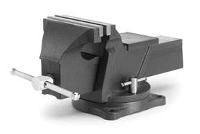 6 INCH BENCH VISE, CAST BODY TTN22015 | Tool Discounter