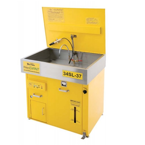 Parts Cleaner w/ Automatic Solvent Recycling UNI34SL-37 | Tool Discounter
