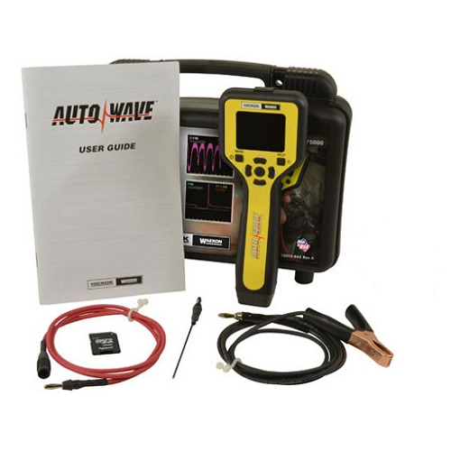 AUTO WAVE AUTOMOTIVE VOLTAGE / SIGNAL WAVEFORM VIEWER WAE75000 | Tool Discounter