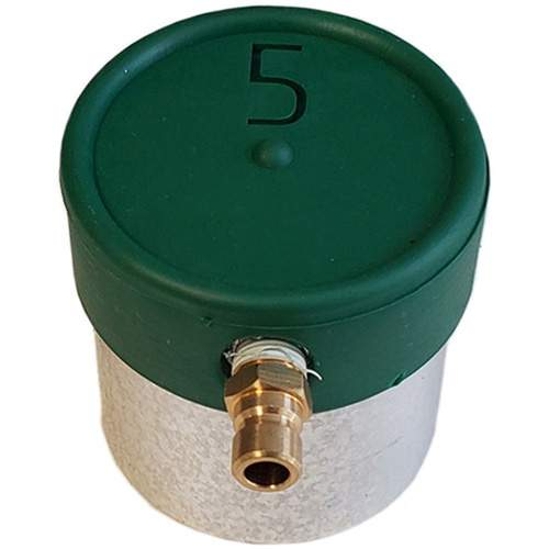 Gas Cap Adapter Green WAEFPT25-5 | Tool Discounter