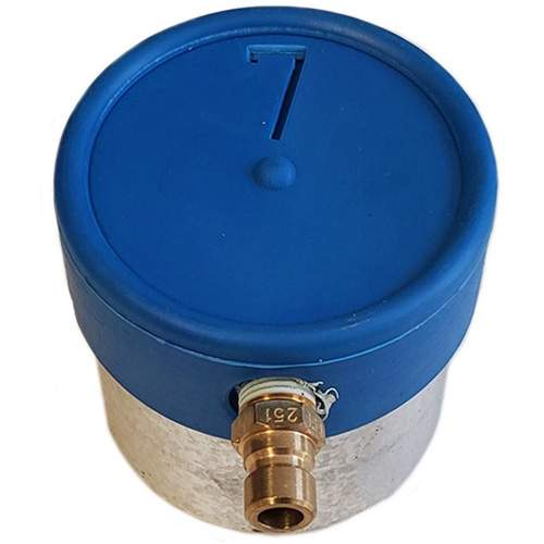 Gas Cap Adapter Blue WAEFPT25-7L | Tool Discounter