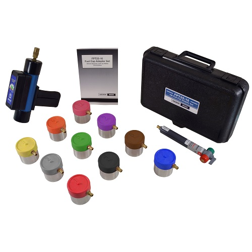 FUEL CAP TESTER KIT, INSPECTION GRADE WAEFPT2600EX1 | Tool Discounter