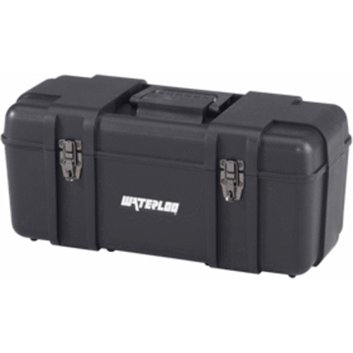 20-inch Wide Portable Plastic Tool Box WATPP-2009BK | Tool Discounter